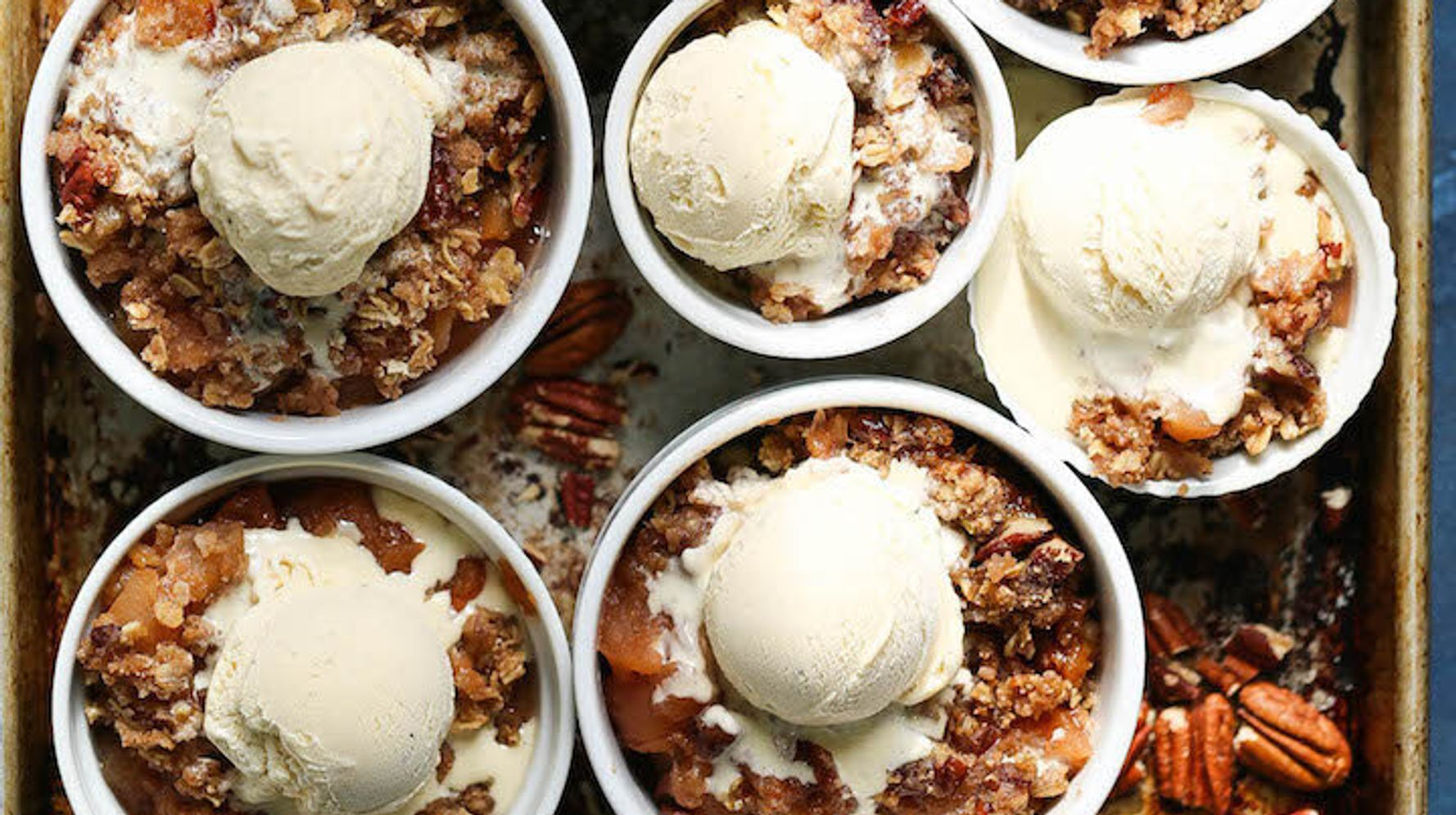 Hate Making Pie Crust? Bake These Easy Fruit Crisp Recipes Instead