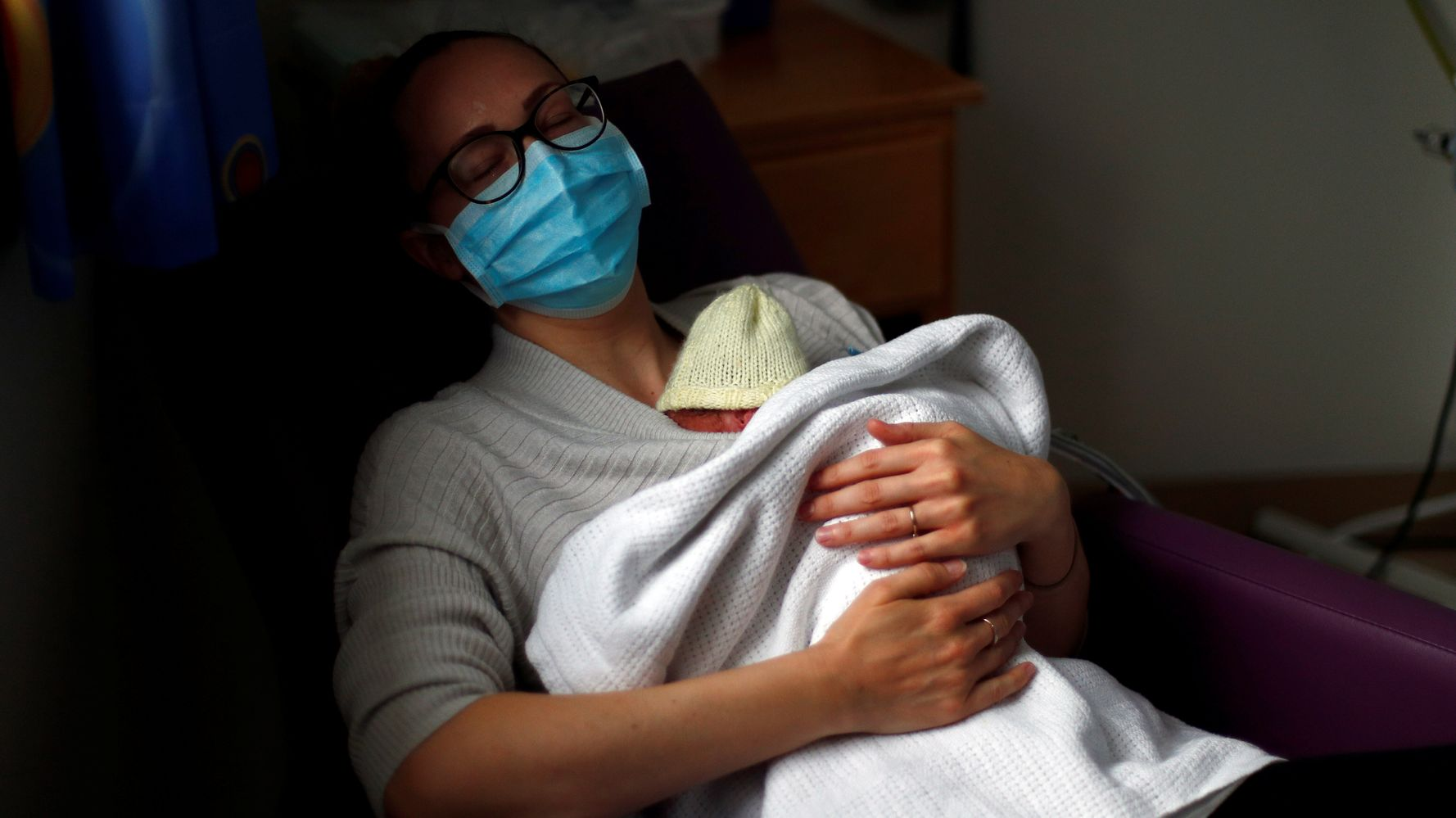 The 'Logistical Nightmare' Of Being A NICU Parent During COVID-19