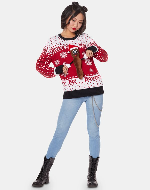 """When you see the <a href=""""https://www.spencersonline.com/product/light-up-mr-hankey-ugly-christmas-sweater-south-park/218380."""
