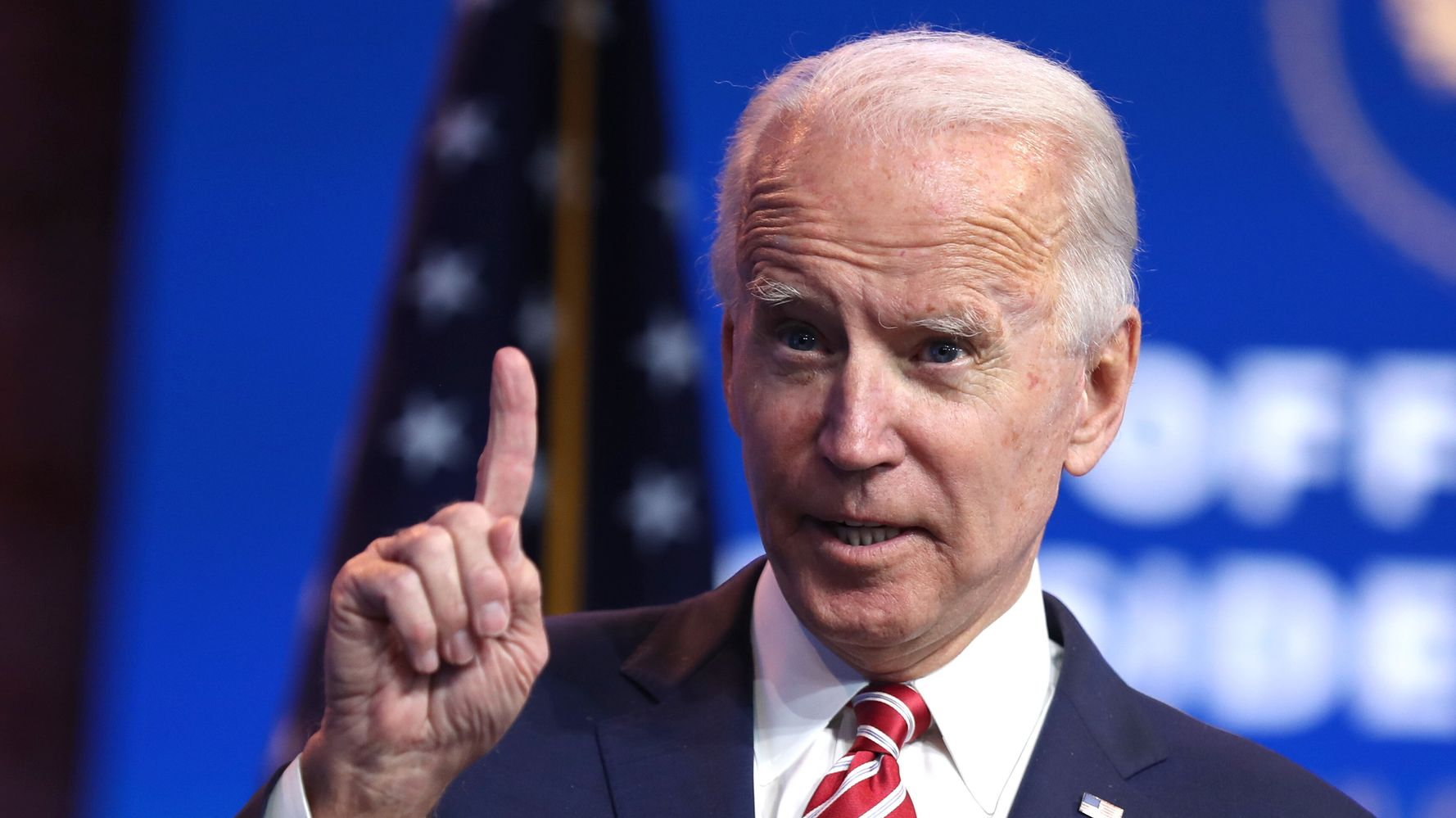 Here's Joe Biden's Message To Republicans Who Won't Acknowledge He Won