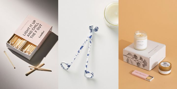The last thing candle lovers need is another candle. Instead, here are some fun candle accessories that make great gifts.
