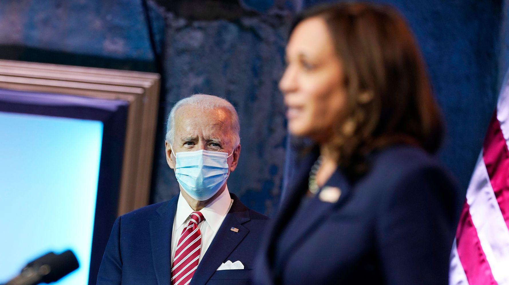 Joe Biden Gets Modestly Positive Initial Marks On Coronavirus