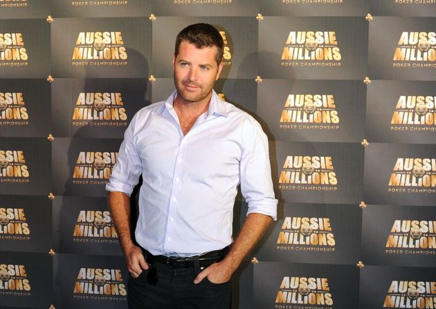 Celebrity chef Pete Evans, pictured in January 2011, shared a social media post featuring a sonnenrad...