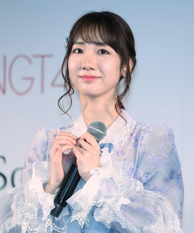 柏木由紀さん(2020年1月16日撮影)