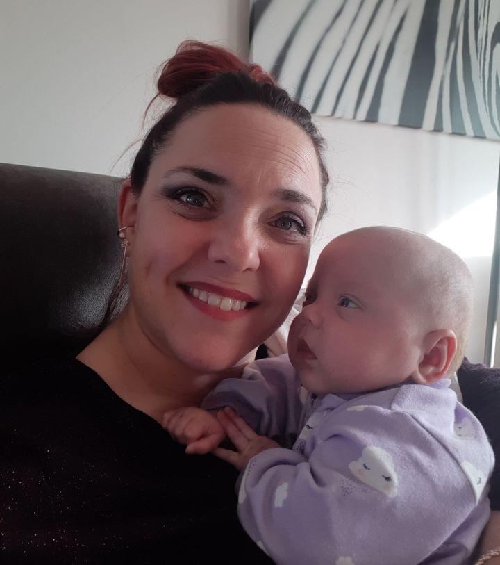 «Les deux premières années de vie d'un bébé prématuré, c'est des montagnes russes, on ne sait pas ce qui nous attend. Il faut apprendre à vivre avec cette crainte-là.»