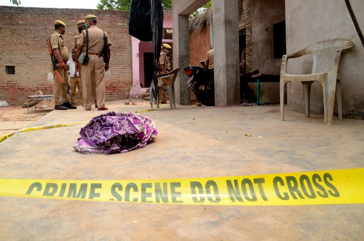 A representative image of Kanpur police.