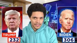 Trevor Noah: Trump's Making A Miracle Out Of His Election