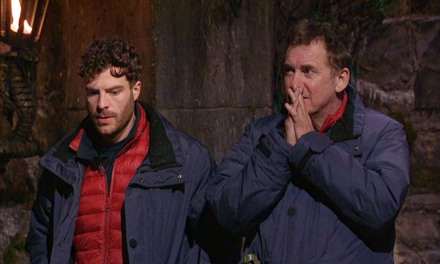 Jordan North Crowned 'Most Terrified I'm A Celebrity Contestant Ever' Following Viper Vault Challenge