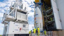 El cohete que transportaba el satélite español Ingenio se desvía de la trayectoria y la misión se