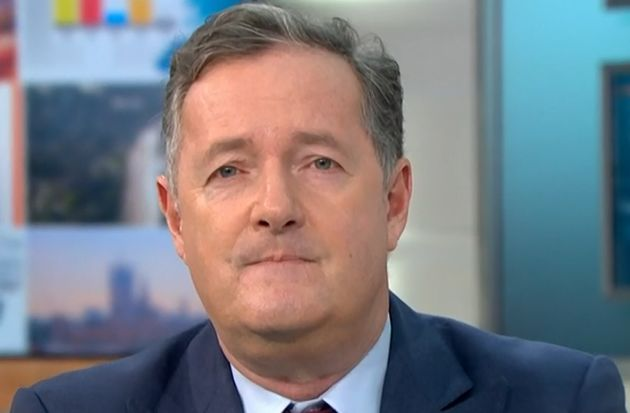 Piers Morgan Accuses The Crown Of 'Crossing A Line' With Prince Charles And Lord Mountbatten Scenes