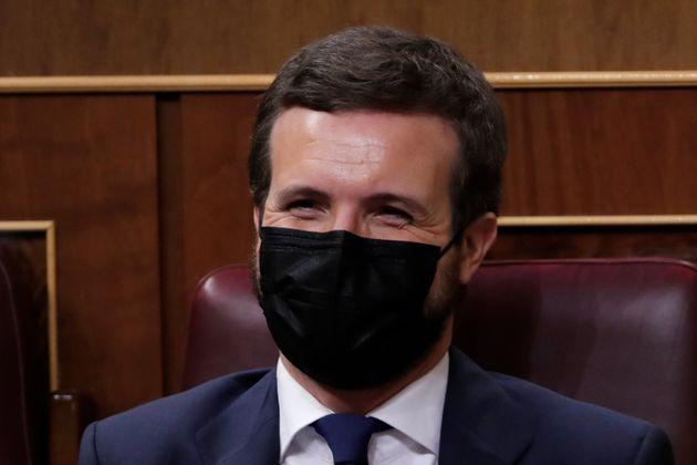 El líder del PP, Pablo