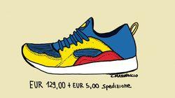 Le sneakers LIDL sono andate a ruba in Italia (di C.