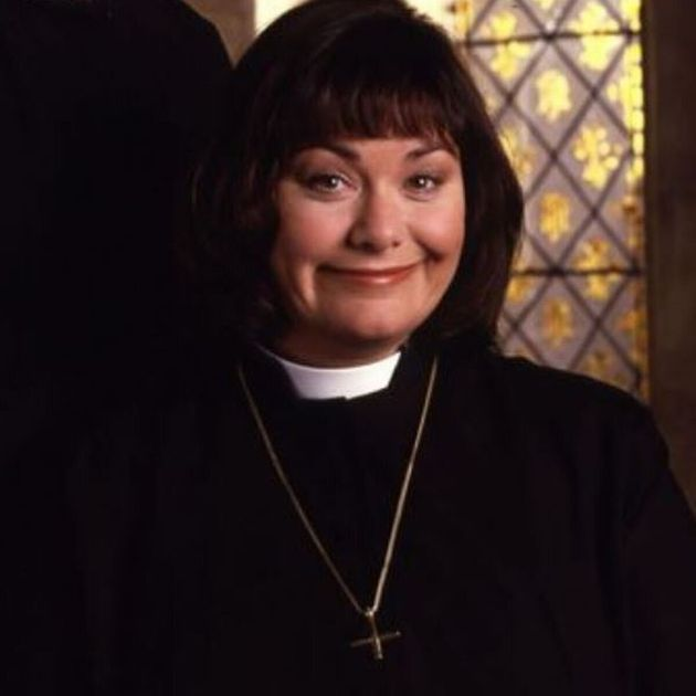 Brand New Vicar Of Dibley Is The Christmas Miracle We All Needed