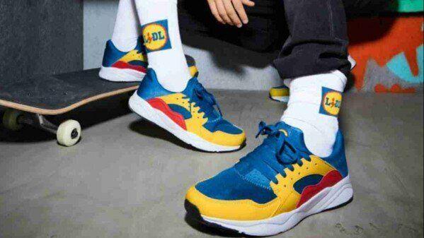 Le scarpe Lidl