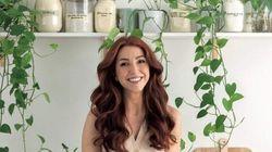 La Desperate Housewife della cucina botanica: