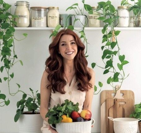 Carlotta Perego, Cucina botanica