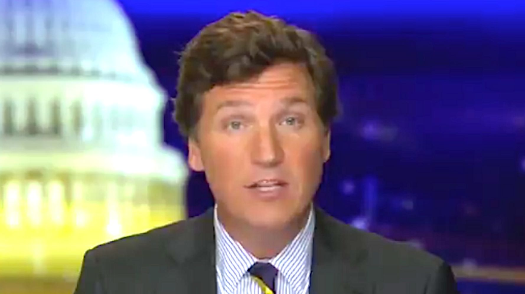 Tucker Carlson Tells Viewers He Isn't Leaving Fox News