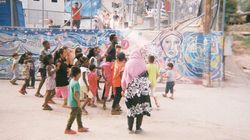 Lo sguardo dei ragazzi nell'hotspot di Samos (di N.