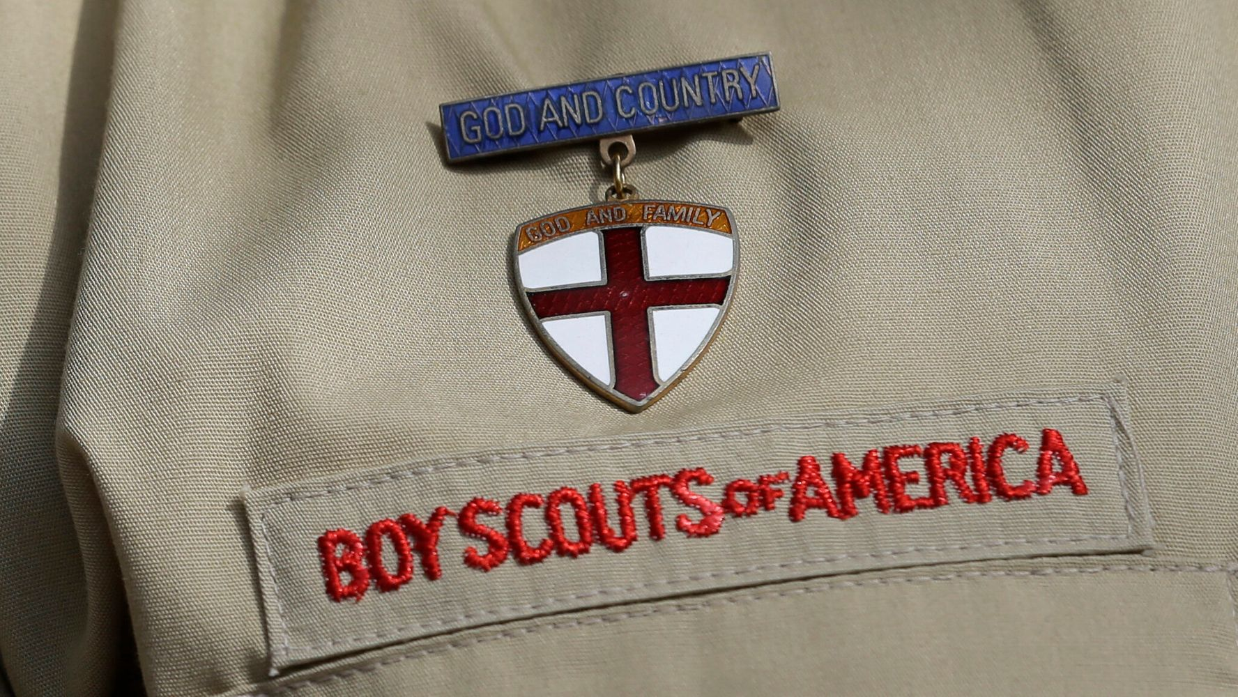 At Least 88,000 Sex Abuse Claims Filed Against Boy Scouts Of America