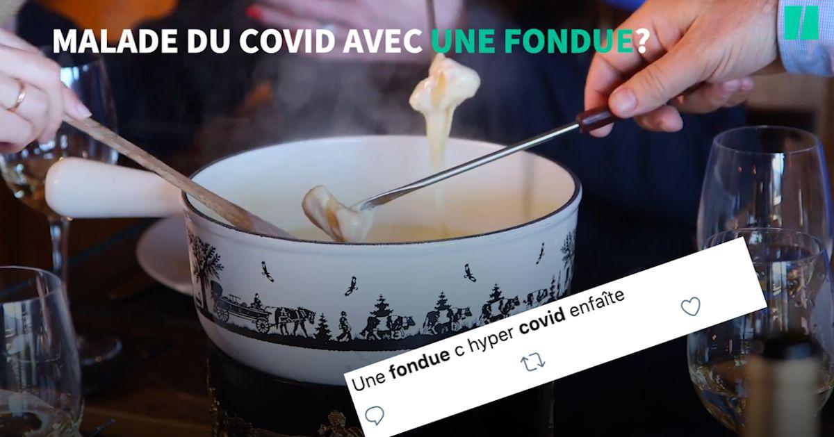Le Covid-19 survit-il dans la fondue? Les Suisses s'interrogent