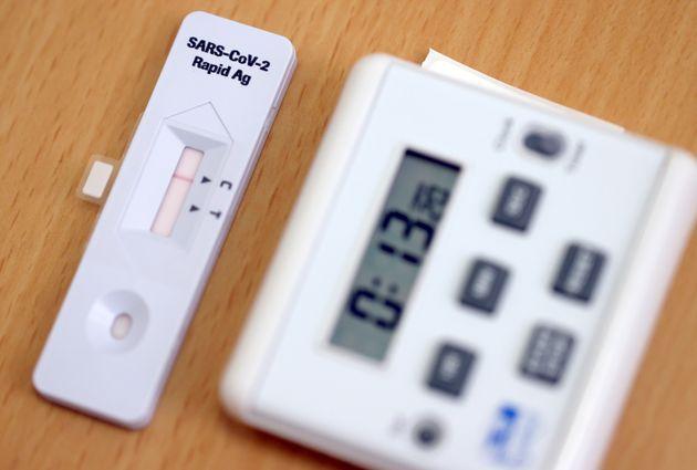 Les tests antigéniques utilisés depuis le début du mois de novembre en France ne...