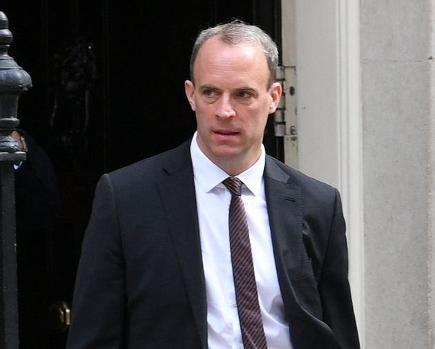 Foreign Secretary Dominic Raab is thought to oppose the