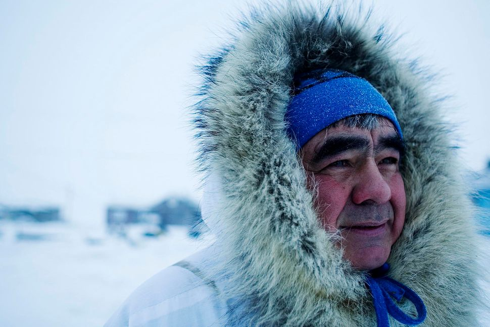 Robert Thompson has been guiding polar bear tours in Kaktovik, Alaska, for two decades. The business...