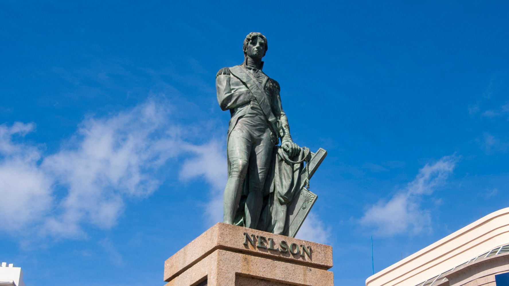 Barbados Removes Nelson Statue In Break With Colonial Past