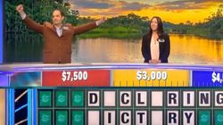 Wheel Of Fortune Contestant Stunningly Fails At 'Declaring