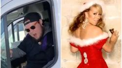 Mariah Carey's Response To Delivery Driver Losing His S*** To All I Want For Christmas Is So