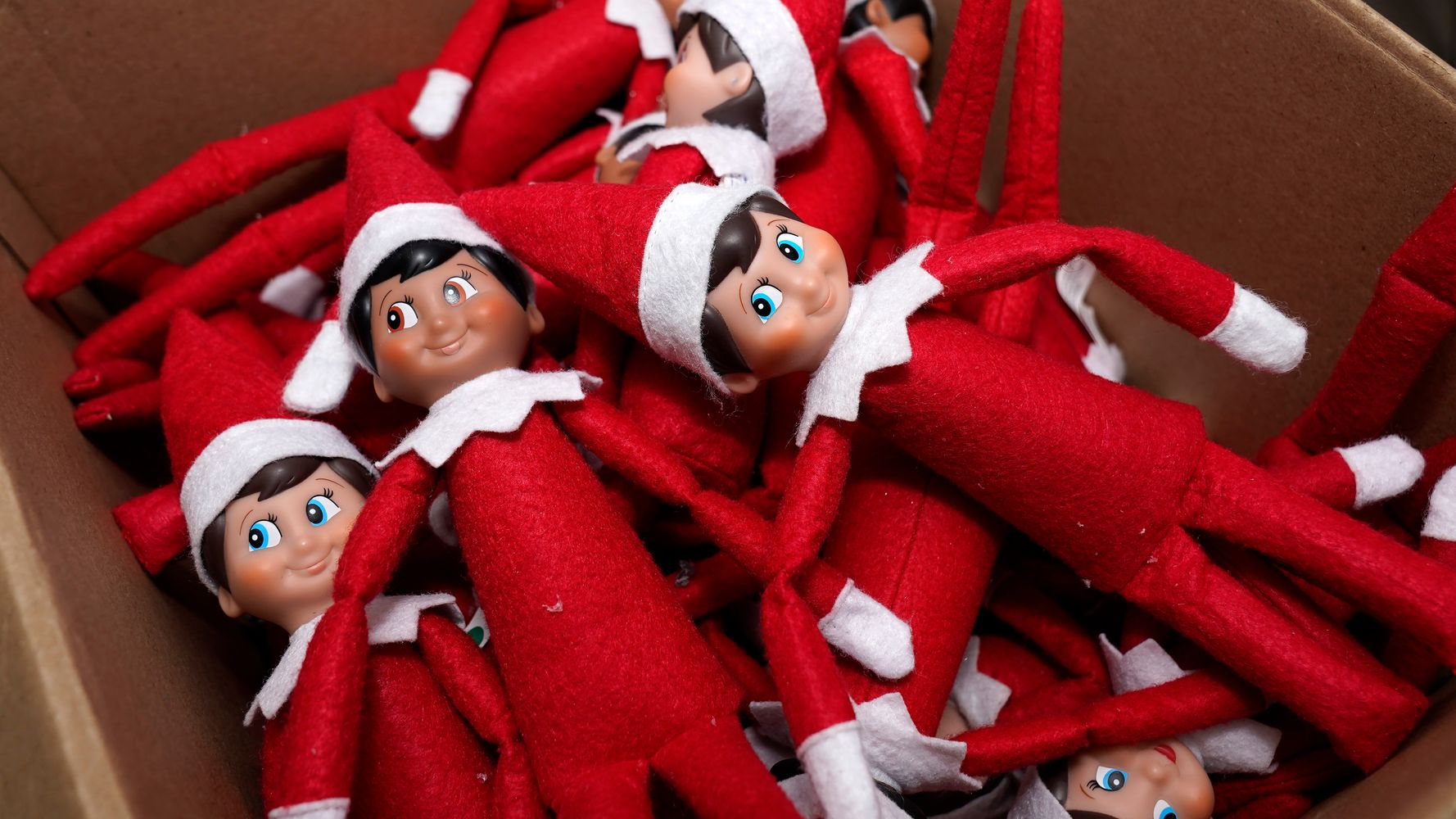 Parents, Put The Elf On The Shelf Down
