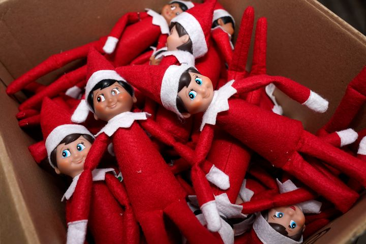 Elf on the Shelf is a weird tradition in normal times. But 2020 isn't normal times.
