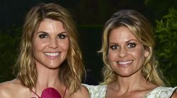 Candace Cameron Bure Shares Note From Lori Loughlin Amid Two-Month Prison