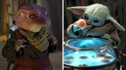 Frog Lady, el personaje de 'The Mandalorian' que le está comiendo terreno a Baby