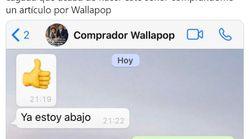 Hay meteduras de pata y luego está esto: el mensaje en WhatsApp que le mandó por error un comprador de