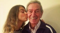 Des O'Connor's Daughter Kristina Pays Beautiful Tribute To The Late TV