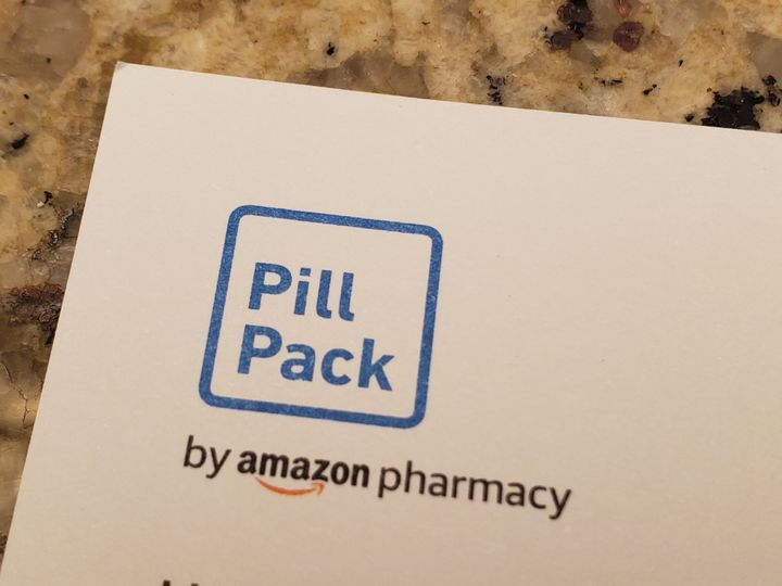 Amazon Opens Online Pharmacy For Prescription Medication Delivery