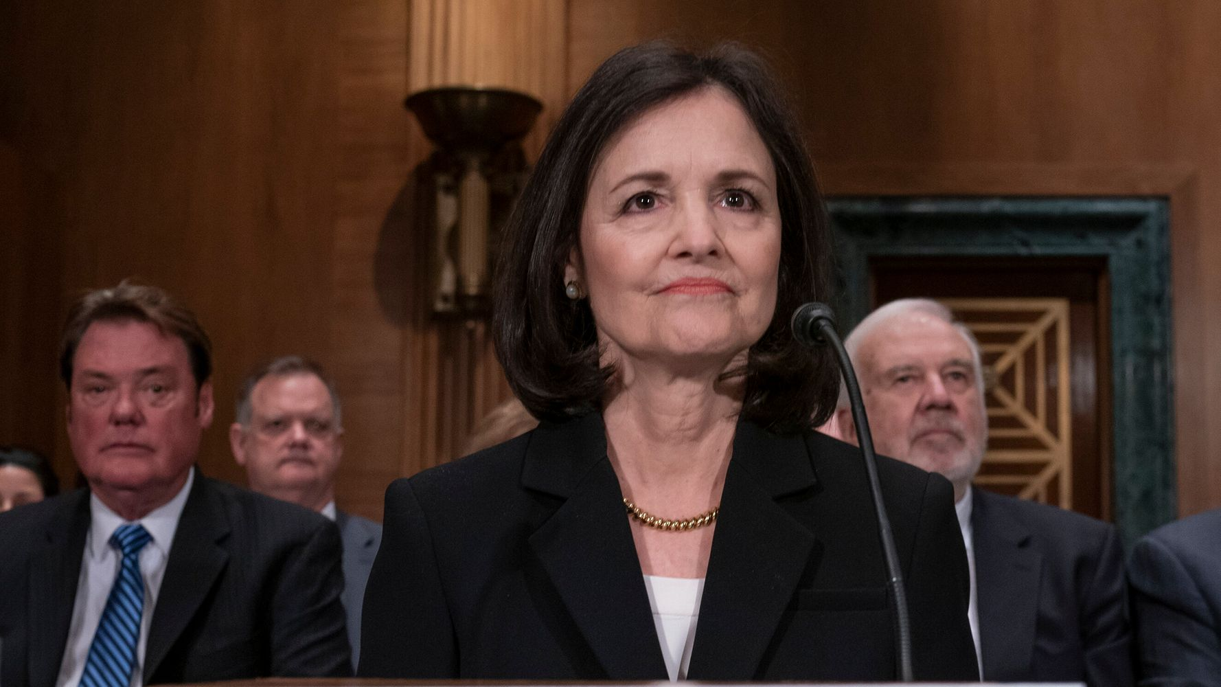 Senate Blocks Confirmation Of Trump's Federal Reserve Nominee Judy Shelton