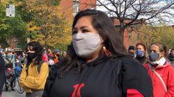 Racisme systémique: cette activiste autochtone milite pour que cesse le