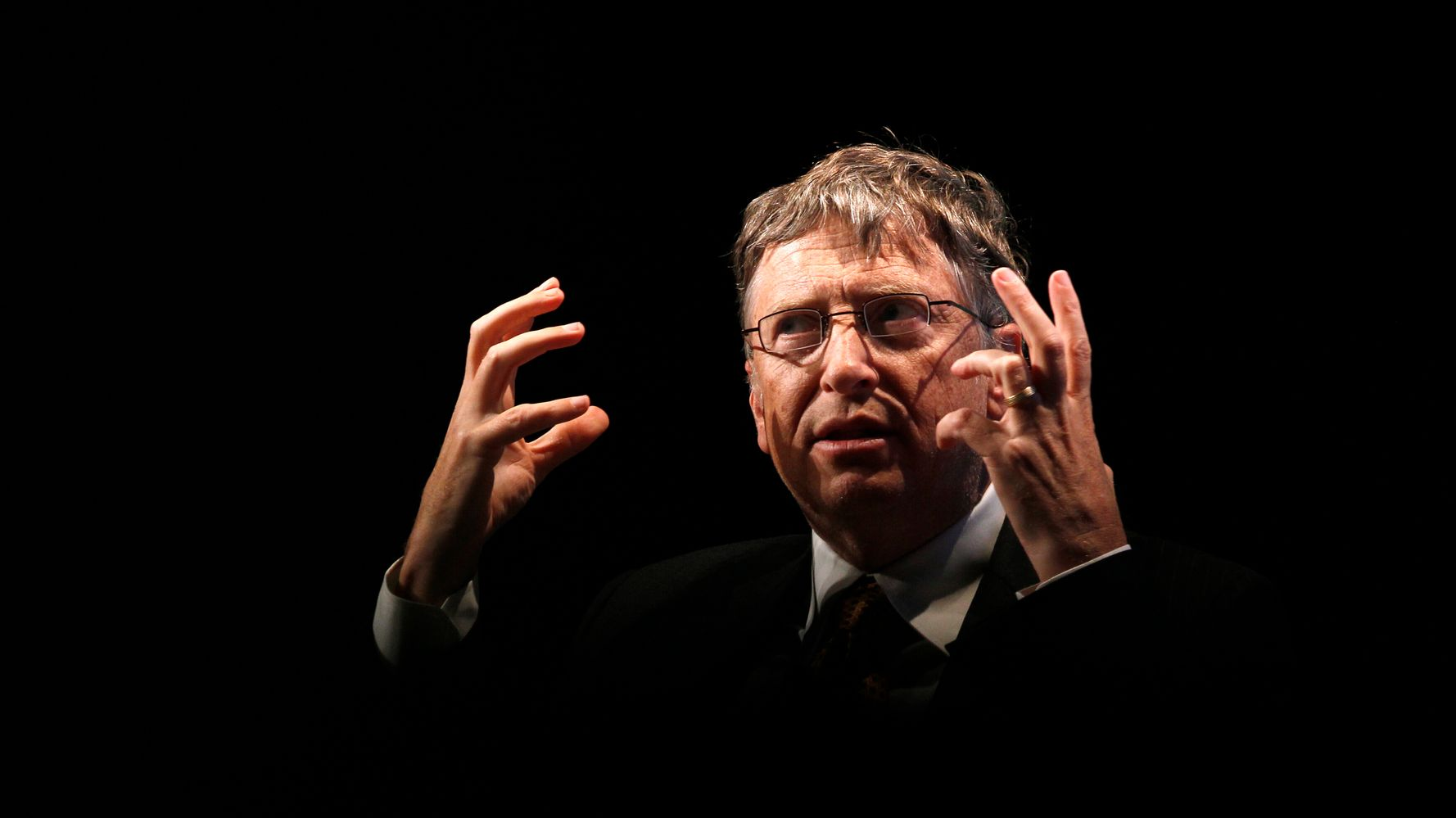 Bill Gates Compares People Who Won't Wear Masks To 'Nudists'