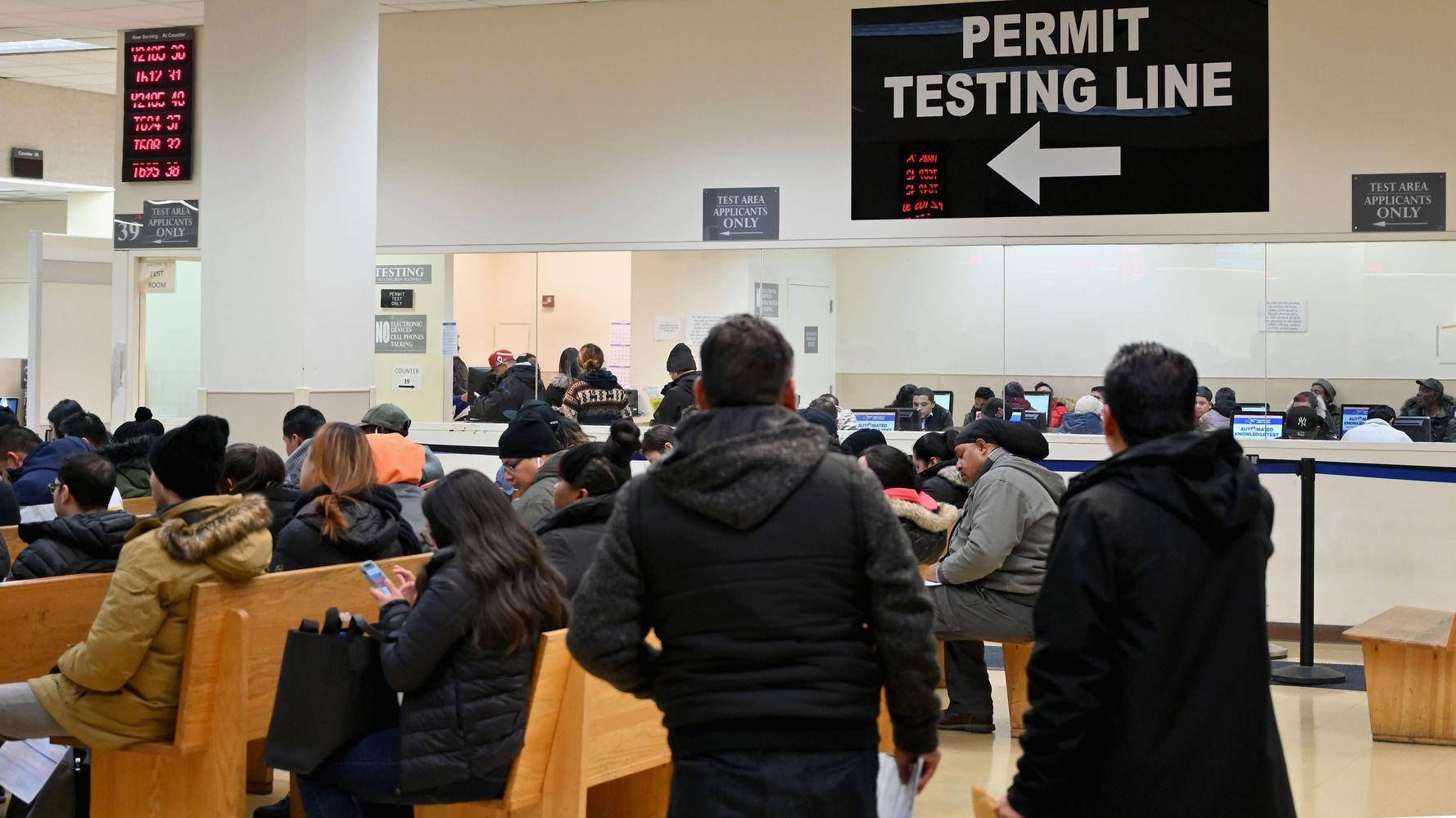 New York Plans To Offer 'X' Gender Option On Driver's Licenses