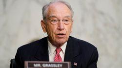 GOP Sen. Chuck Grassley Tests Positive For