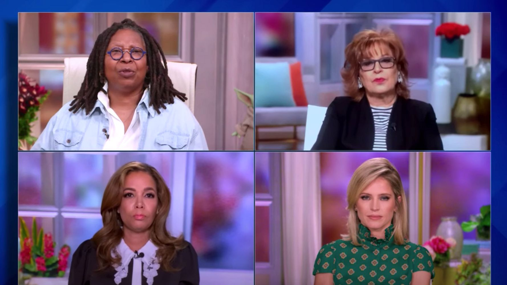 'The View' Shreds Trump COVID-19 Adviser's Baffling Thanksgiving Advice