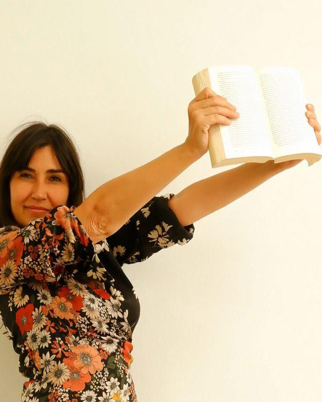Bárbara Blasco (España, 1972), ganadora del Premio Tusquets de Novela 2020 por 'Dicen...