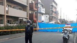 尼崎の住宅街でまた発砲。民家の外壁と玄関に弾痕とみられる穴見つかる