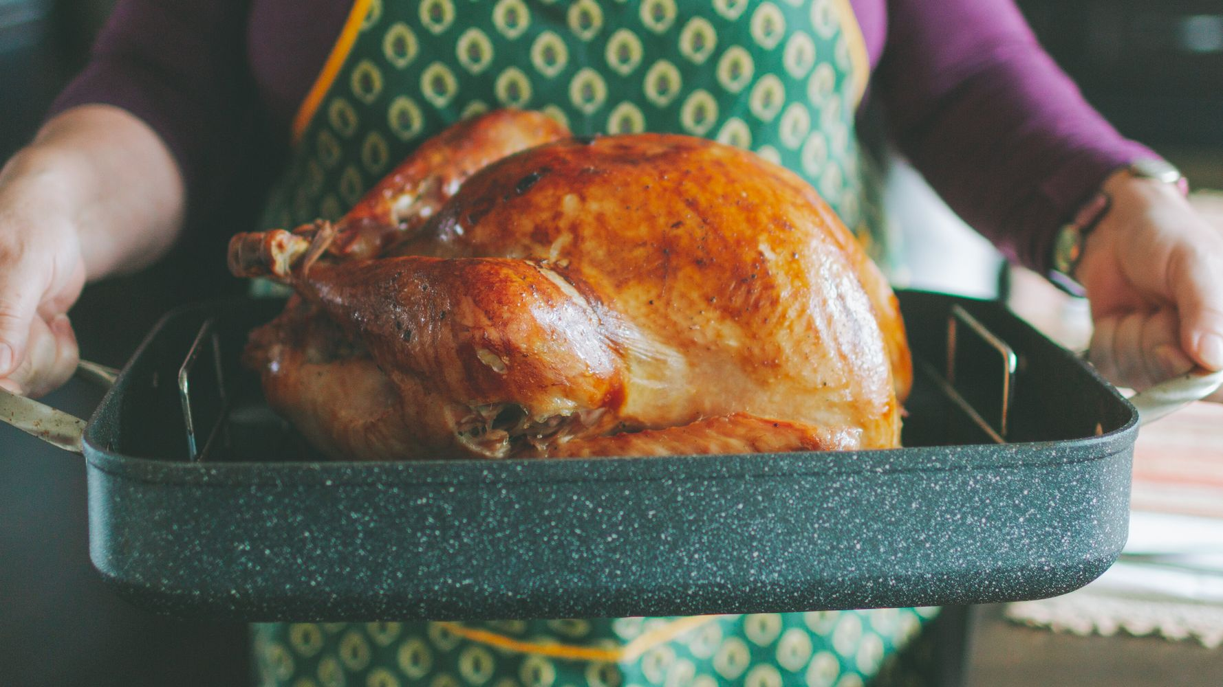 Is Thanksgiving Turkey Healthy? Nutritionists Weigh In.