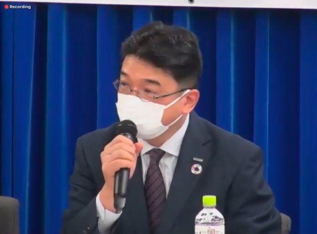 パナソニック執行役員・CHROを務める三島茂樹さん