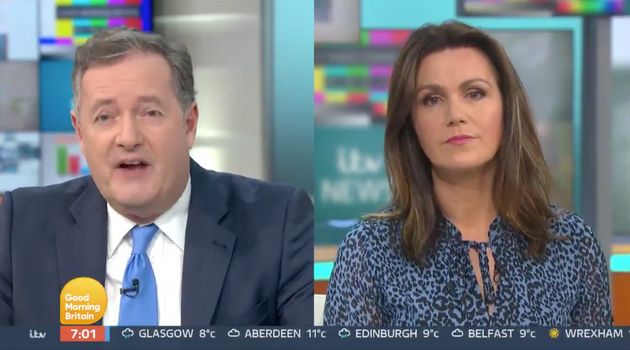 Piers Morgan Asks Why Covid Restrictions Should Be Lifted For Christmas After Sacrifice Of Other Religious Festivals