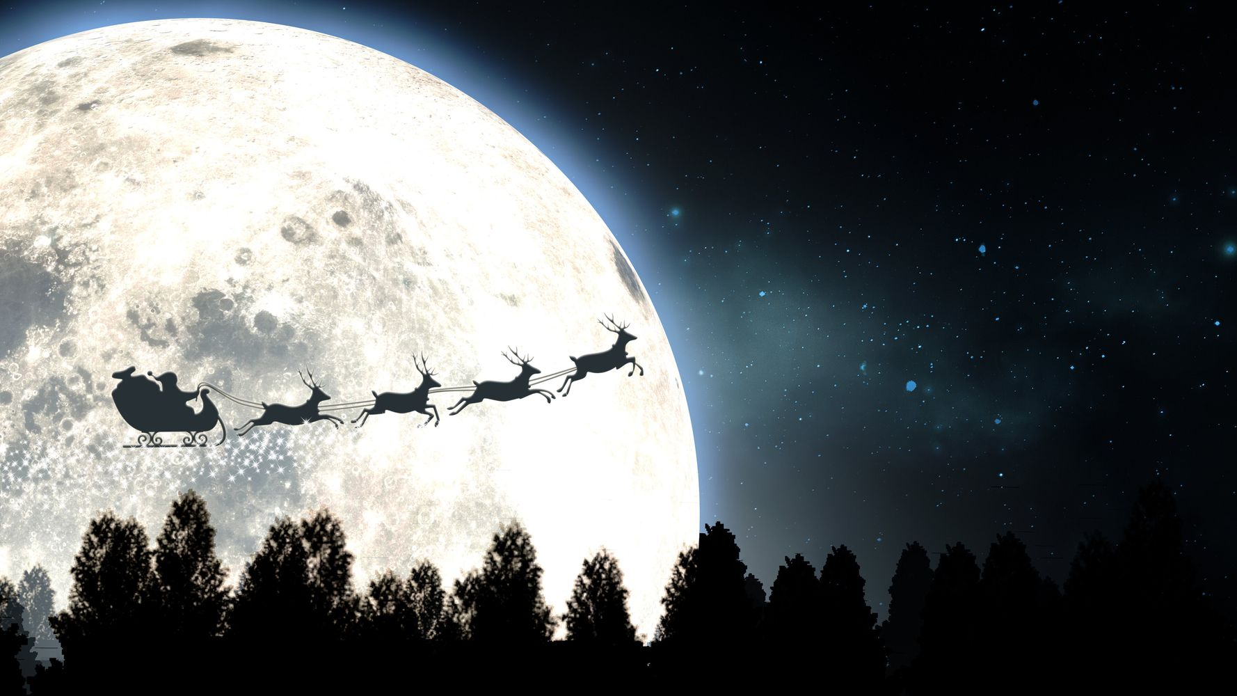 Coronavirus Pandemic Won't Stop NORAD From Tracking Santa This Year