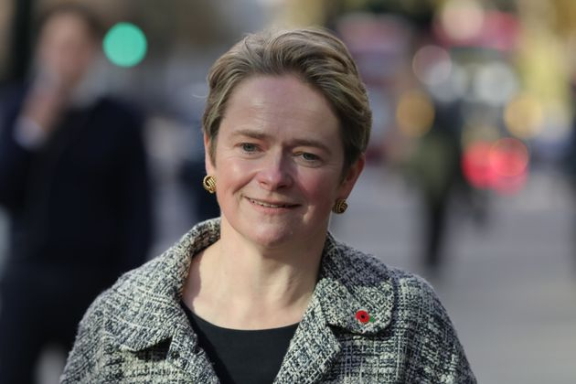 NHS Test and Trace Boss Dido Harding Told To Self-Isolate By Her Own Covid-19 App